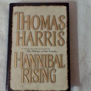Hannibal Rising by Thomas Harris (Hard Copy)